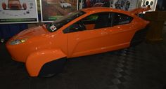 Lastcarnews: Elio Motors' 84MPG 3-Wheeler Showed Up in New York...