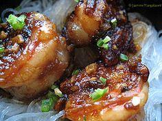Chilli Garlic Shrimp