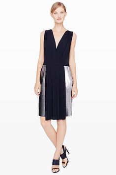 50 Gorgeous Dresses To Wear To 50 Events #refinery29  http://www.refinery29.com/party-event-dresses#slide37  Daytime soiree at your aunt and uncle's favorite restaurant downtown.