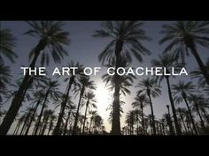 This is a short film/show reel of the art at Coachella from 2002-2007 that I curated.  The film was directed by Drew Thomas.  Drew and I set out to make this a piece of art in itself so enjoy... http://www.philipblaine.com