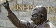 petition: Tell Penn State Not to Honor Joe Paterno At Its Sept. 17 Game