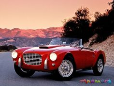 1953 Siata 208-S Spider Purchased new by Steve McQueen