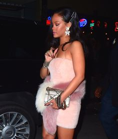 December 31: Rihanna out and about in New York