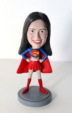 Turn yourself into a Bobblehead!