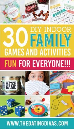 Games and Activities That Are Fun For Everyone!