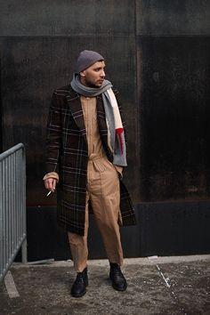 On the Street…Washington St., New York