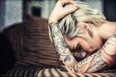Sleeve/Tattoos/Women