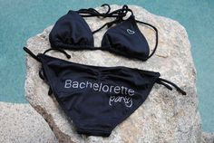So cute for a Bachelorette Party at the pool or beach!