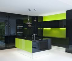 High Gloss Acrylic Splashbacks from Parapan - Kitchen Solutions Kent . German Kitchen Specialists