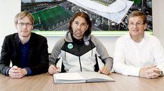 Martin Schmidt, neuer Trainer des VfL Wolfsburg ..