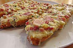 Überbackenes Baguette (Rezept mit Bild) von claudi11 | Chefkoch.de