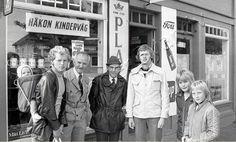 Stavanger, Norway. 1975.
