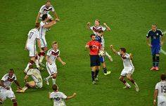 Germany are the new world champions, Joachim Loew's team proving itself resilient and good enough to take the best opportunity that fell its way in a pulsating, thrilling World Cup final against an Argentinian side that at various points of a wonderful game looked as though it, not its European rival, could take the crown.