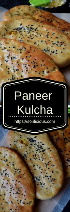 Paneer Kulcha recipe is a popular Indian Flat Bread. We are going to make it with wheat and only maida to make this Paneer Kulcha healthier.