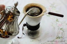 잠비아 커피 융드립으로 즐기기 (스마일아줌마 네이버)