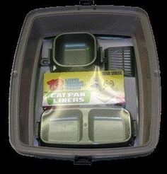 BND 224650 VAN NESS PLASTIC MOLDING - Kitten Starter Kit SK-CP4 - http://petproduct.reviewsbrand.com/bnd-224650-van-ness-plastic-molding-kitten-starter-kit-sk-cp4.html