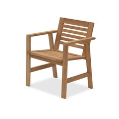 Danish design company with roots deeply grounded in Scandinavian design and tradition for good craftsmanship. Indoor Outdoor Furniture, Outdoor Chairs, Outdoor Decor, Danish Design, Scandinavian Design, Teak, Armchair, Traditional, Interior