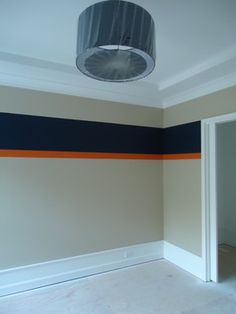 Bedroom color scheme with Behr colors Anonymous on the walls