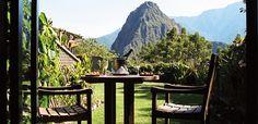 Una vista su Machu Picchu   #Perù