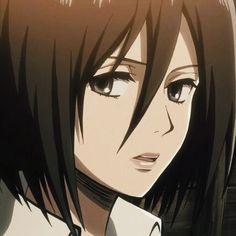 Mikasa Anime, Eren And Mikasa, Armin, Attack On Titan Tattoo, Attack On Titan Levi, Humanoid Creatures, Monster Prom, Eremika, Anime Fnaf