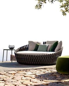 OUR SPRING SALE IS NOW ON!  15% OFF AT CHECKOUT WITH CODE 'HOMEWORK'  #Garden #GardenFurniture #OutdoorFurniture #ContemporaryOutdoor #ModernGarden #ContemporaryGarden #ModernOutdoor #Design #LuxuryMade #Furniture #ModernGardenFurniture #ContemporaryGardenFurniture #ModernHome Scatter Cushions, Seat Cushions, Pillows, Garden Day Bed, Contemporary Garden Furniture, Daybed, Online Furniture, Outdoor Furniture Sets, Upholstery