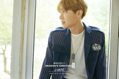 J-Hope ❤ BTS 2017 Seasons's Greetings Preview #BTS #방탄소년단