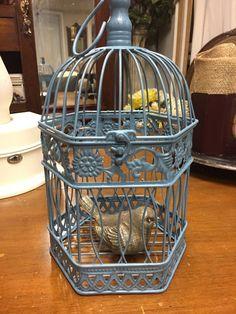 Garden Decor Bird Cage