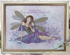 lavender fairy by joan elliott