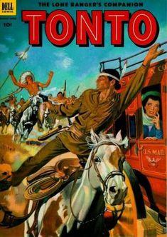 TONTO (de ZORRO) - Contribuições dos Internautas :: 70 ANOS DE GIBIS