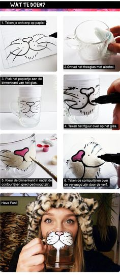 DIY Sharpie Mug16