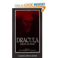 Dracula norton critical editions 9780393970128 bram stoker nina dracula by bram stoker this norton critical edition presents fully annotated the text of the 1897 first edition this is one of my two favorite books fandeluxe Choice Image