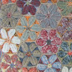 Hexagonal Flowers