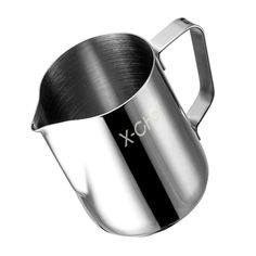 pitcher For milk cream Frother Stainless Steel Cup Frothing Steaming Pitcher #XChef