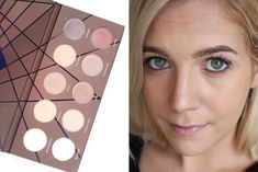 5 looks with Zoeva En Taupe palette   3