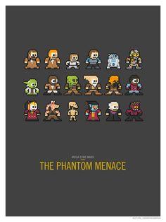 Mega Star Wars  Episode I: The Phantom Menace