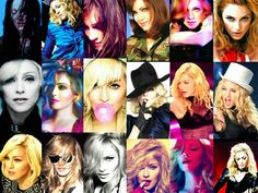 30 Years 21 Albums 450 Million Copies Sold 9 Tours 8 Singles 67 Music Videos 1 Woman Thats why she is the queen of pop n always will be! ♥ Happy bday to the Billboard's top solo artist Madonna! ♥