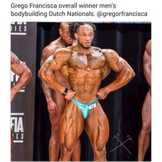 This photo is a few weeks old but its really great to see the tattoos arent interfering with the sport!!   Lets also note how freaking great Grego Francisca looks! Killer physique!  #WORKINGHARDERALWAYS   #TNEWH #WORKHARDER #TNE #WORKFORIT #hardwork #inspiration #nevergiveup #lifestyle #gymrat #bodybuilding #crossfit #powerlifting #MMA #tattoos #fitandtatted #GregorFrancisca