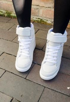Women's Trainers With Wedge Size 7