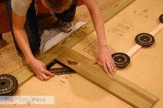 how to make a sliding barn door