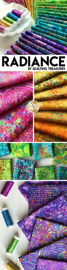 Green Sweet Pea Pixel Effect Check Squares 100/% Cotton Fabric Patchwork