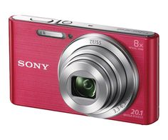 New from #CES2014: Cyber-shot Digital Camera W830
