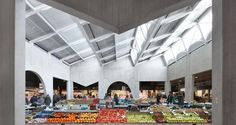 ORG - Markthal Foodmet, Anderlecht