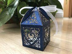 Creative Wedding Favors, Elegant Wedding Favors, Wedding Favor Boxes, Wedding Favors For Guests, Wedding Gifts, Favour Boxes, Gift Packaging, Packaging Boxes, Gift Box Birthday
