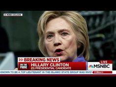 Hillary Clinton Says She Learned Of Loretta Lynch / Bill Clinton Meeting Through The Media… | The Last Refuge