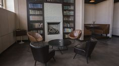 Chicago Restaurant's with Fire Places