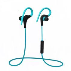 Larryjoe 2017 Stereo Ear Hook Bluetooth Earphone Wireless Sport Headphone Headsets With Micphone Handsfree for iPhone Samsung Sports Headphones, Wireless Headphones, Wireless Speaker System, Samsung, Ear Plugs, Iphone, Consumer Electronics, Free Shipping