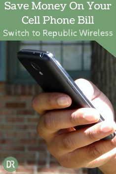 Save money on your cell phone bill by switching to Republic Wireless. It's easy and there are no contracts.