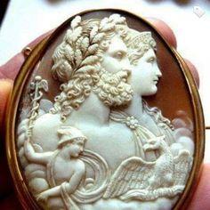 cammeo barba - Cerca con Google Women's Jewelry - http://amzn.to/2knipJV