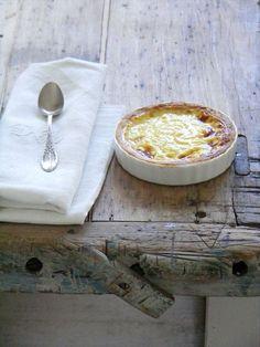 // custard pie