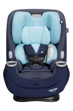 Infant Maxi-Cosi Pria™ Convertible Car Seat, Size One Size - Blue Baby Girl Car Seats, Best Baby Car Seats, Toddler Car Seat, Toddler Toys, Baby Must Haves, Baby Boys, Carters Baby, Baby Girl Strollers, Cute Little Baby